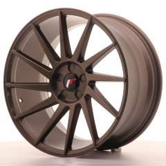 Japan Racing JR22 19x9,5 ET35-40 5H Blank Matt Bro