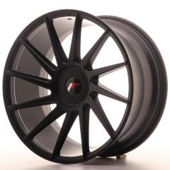 Japan Racing JR22 19x9,5 ET20-40 Blank Matt Bla