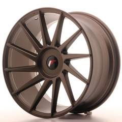 Japan Racing JR22 19x9,5 ET20-40 Blank Matt Bro