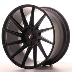 Japan Racing JR22 20x10 ET20-40 5H Blank Matt Bla