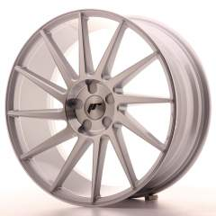 Japan Racing JR22 20x8,5 ET20-40 5H Blank SilverM