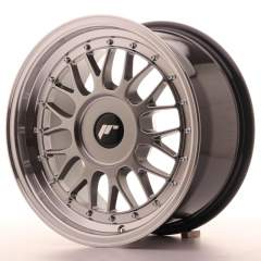 Japan Racing JR23 16x8 ET20-45 Blank Hyper Black