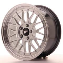 Japan Racing JR23 17x8 ET40 5x120 Hyper Silver