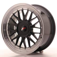 Japan Racing JR23 17x8 ET20-45 Blank Glossy Black