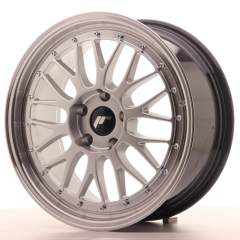 Japan Racing JR23 18x8 ET35 5x100 Hyper Silver