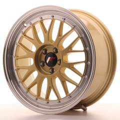 Japan Racing JR23 18x8 ET40 5x112 Gold