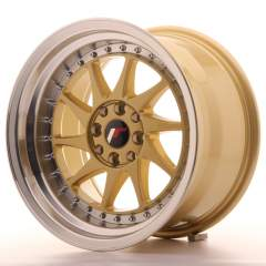 Japan Racing JR26 16x9 ET20 4x100/108 Gold