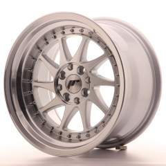 Japan Racing JR26 16x9 ET20 4x100/108 Mach Silver