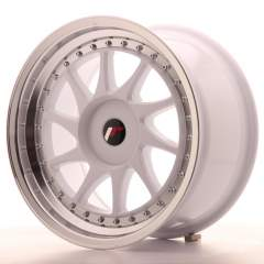 Japan Racing JR26 17x9 ET20-35 Blank White