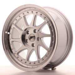 Japan Racing JR26 18x8,5 ET35 5x100 Silver Machine