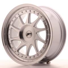 Japan Racing JR26 18x8,5 ET20-40 Blank Silver Mach