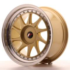 Japan Racing JR26 18x9,5 ET20-40 Blank Gold