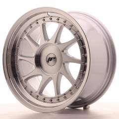 Japan Racing JR26 18x9,5 ET20-40 Blank Silver Mach