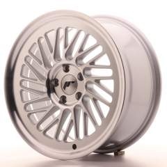 Japan Racing JR27 18x8,5 ET40 5x112 Machined Silve
