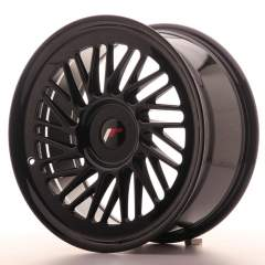 Japan Racing JR27 18x8,5 ET40 Blank Glossy Black