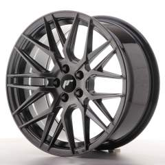 Japan Racing JR28 17x8 ET40 5x112 Hyper Black