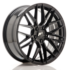 Japan Racing JR28 18x7,5 ET40 5x112 Glossy Black