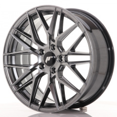 Japan Racing JR28 18x7,5 ET40 5x112 Hyper Black