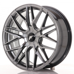 Japan Racing JR28 18x7,5 ET20-40 Blank Hyper Bl