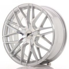 Japan Racing JR28 18x7,5 ET20-40 Blank Silver M