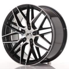 Japan Racing JR28 18x8,5 ET40 5x112 Black Machined