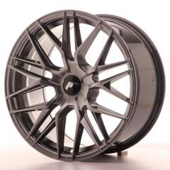 Japan Racing JR28 18x8,5 ET40 5H Blank Hyper Black