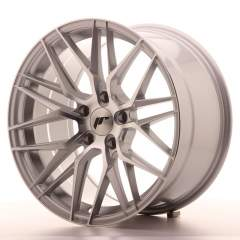 Japan Racing JR28 18x9,5 ET40 5x112 Silver Machine