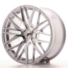 Japan Racing JR28 18x9,5 ET20-40 5H Blank Silver M