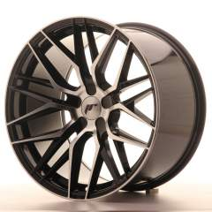 Japan Racing JR28 19x10,5 ET20-40 5H Blank Black M