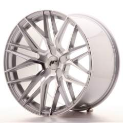 Japan Racing JR28 19x10,5 ET20-40 5H Blank Silver