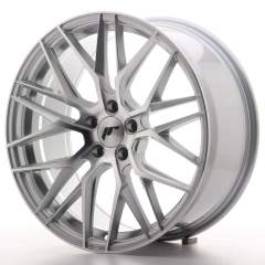 Japan Racing JR28 19x8,5 ET35 5x120 Silver Machine