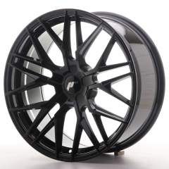 Japan Racing JR28 19x8,5 ET35-40 5H Blank Gloss Bl