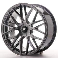 Japan Racing JR28 19x8,5 ET35-40 5H Blank Hyper Bl
