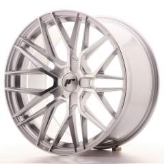 Japan Racing JR28 19x9,5 ET20-40 5H Blank Silver M