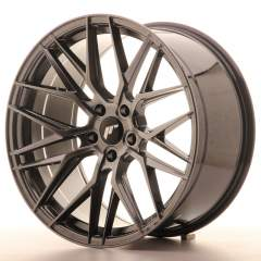 Japan Racing JR28 20x10 ET30 5x120 Hyper Black