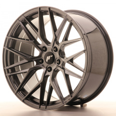 Japan Racing JR28 20x10 ET40 5x120 Hyper Black