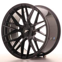 Japan Racing JR28 20x10 ET20-40 5H Blank Gloss Bla