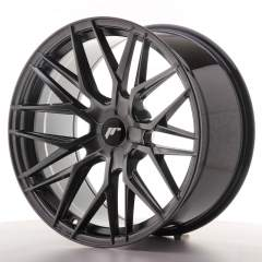 Japan Racing JR28 20x10 ET20-40 5H Blank Hyper Bla