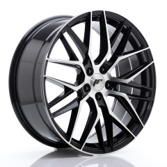 Japan Racing JR28 20x8,5 ET40 5x112 Black Machined