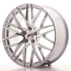 Japan Racing JR28 20x8,5 ET40 5x112 Silver Machine