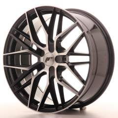 Japan Racing JR28 20x8,5 ET20-40 5H Blank Black Ma