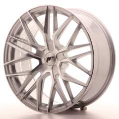 Japan Racing JR28 20x8,5 ET20-40 5H Blank Silver M