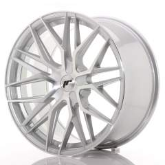 Japan Racing JR28 21x10,5 ET15-55 5H Blank Silver
