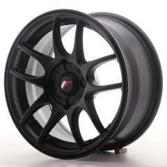 Japan Racing JR29 15x7 ET20-35 4H Blank Matt Black