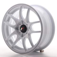 Japan Racing JR29 15x7 ET20-35 4H Blank White