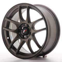 Japan Racing JR29 16x7 ET40 5x100/114 Matt Bronze