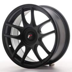 Japan Racing JR29 16x7 ET20-40 Blank Matt Black