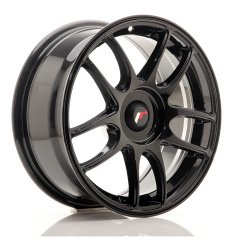 JR Wheels JR29 16x7 ET20-42 BLANK Glossy Black