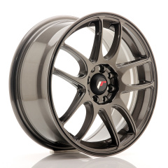 JR Wheels JR29 16x7 ET40 4x100/108 Hyper Gray