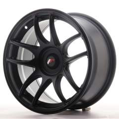 Japan Racing JR29 16x8 ET20-28 Blank Matt Black